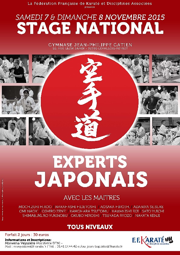 Stage_National_Experts_Japonais_071115_Affiche