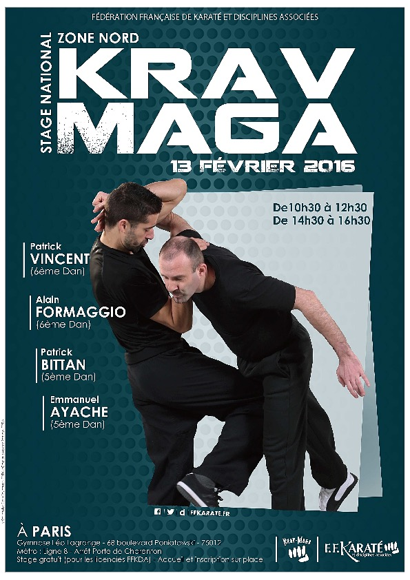 Stage_National_KravMaga_ZN_130216_Affiche