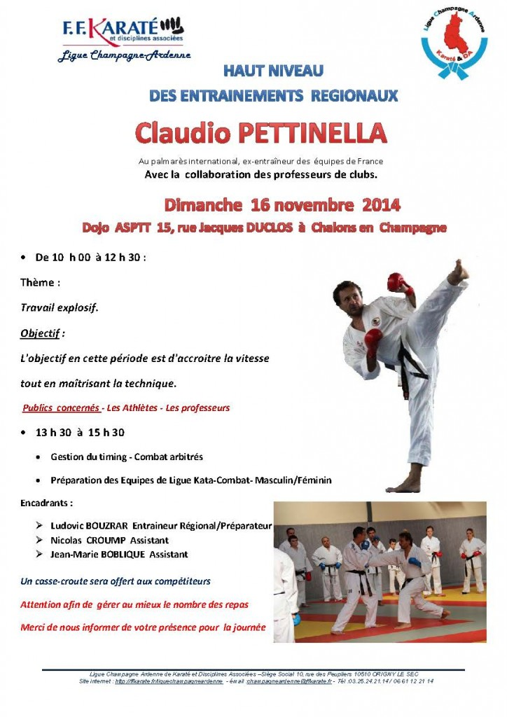 stage pettinella. 16-11-2014